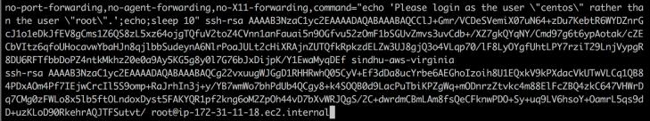 ssh-public-key